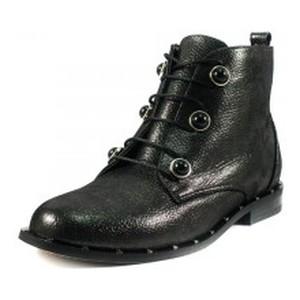Ботинки демисезон женские Foletti FL230 бронза кожа