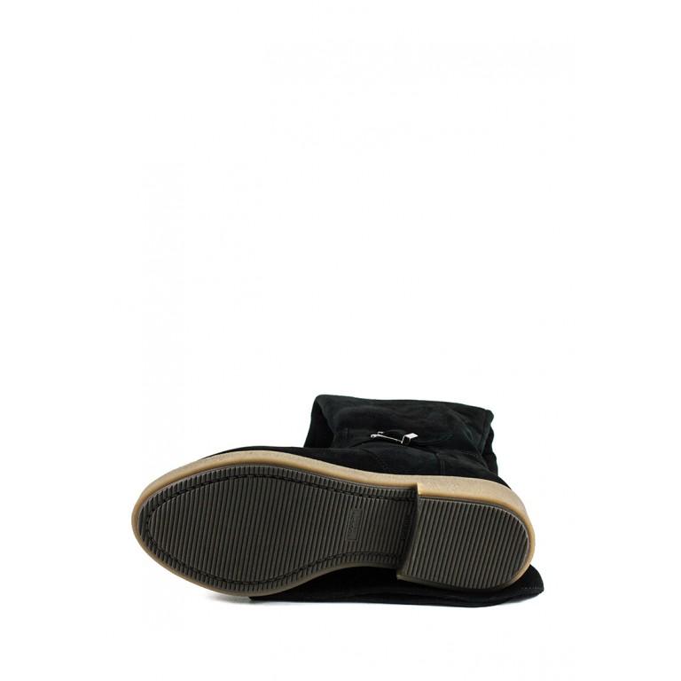 Сапоги зимние женские MIDA 24910-17Ш черные