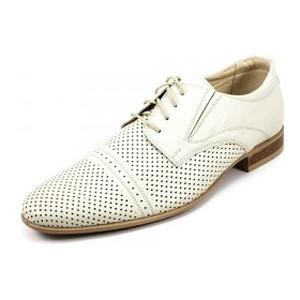 [:ru]Туфли мужские MIDA 13148-14 белая кожа[:uk]Туфлі чоловічі MIDA білий 09444[:]