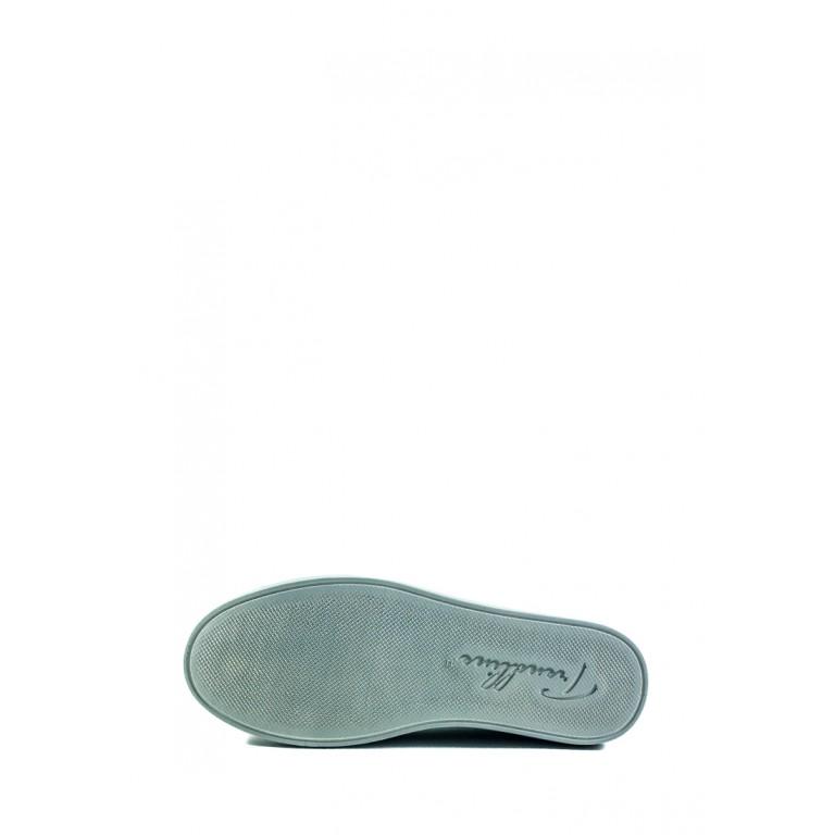 Кеды мужские MIDA 110595-12 темно-синие