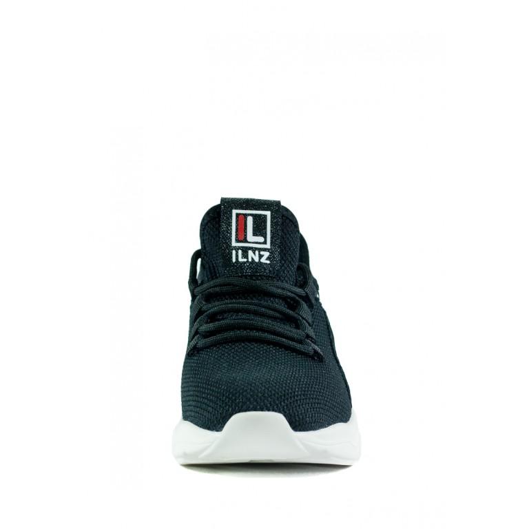 Кроссовки женские Lonza FLM 88168 черные