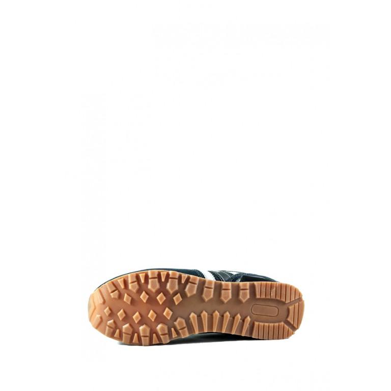 Кроссовки мужские Demax 7904-2 черные