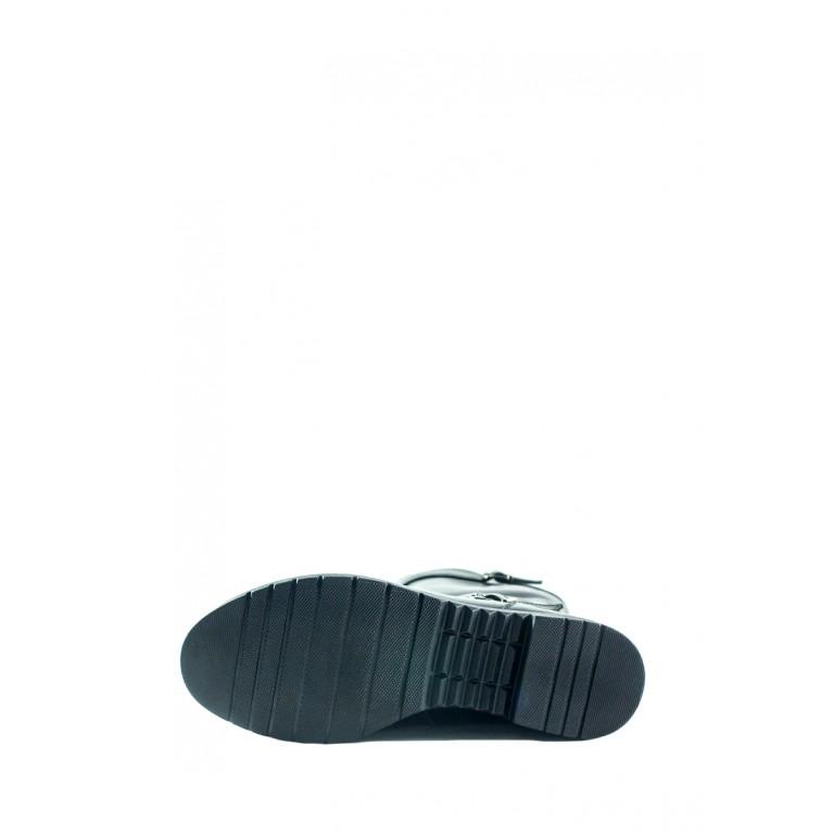 Сапоги зимние женские ZARUI ZAR1018 черные