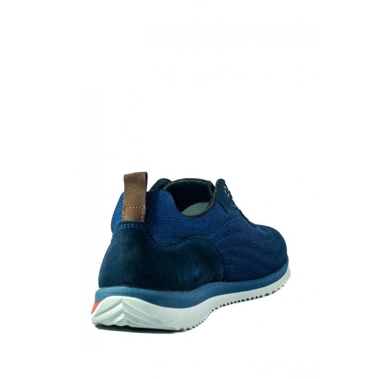 Кроссовки подростковые MIDA 31350-425 темно-синие
