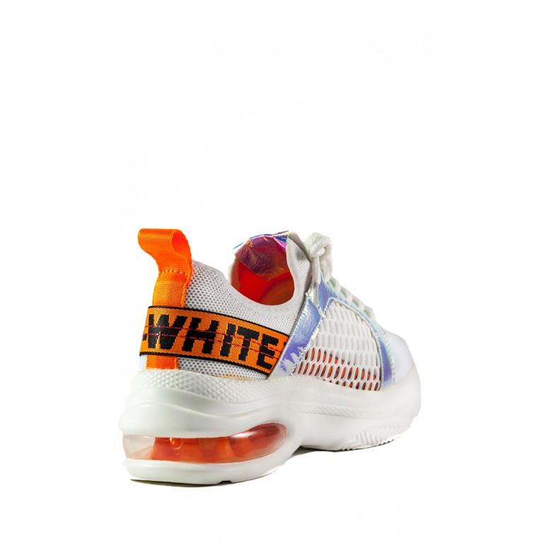 Кроссовки женские Sopra 93-13 белые