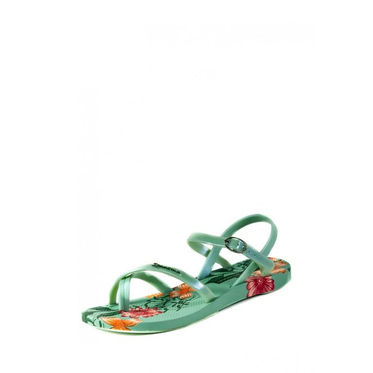 Босоножки женские летние Ipanema 82766-20770 светло-зеленые