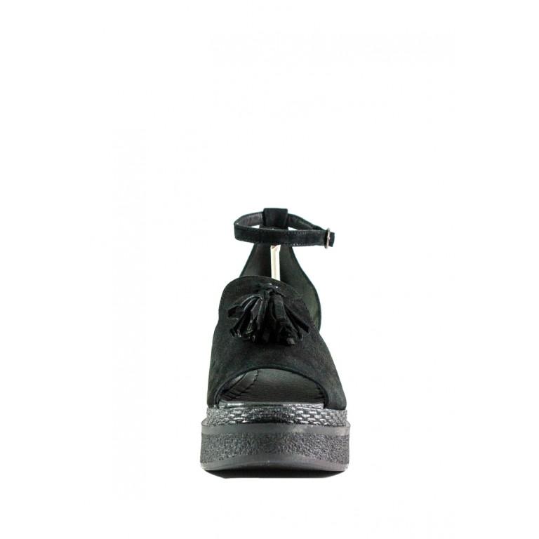 Босоножки женские летние SND 22633-6 черные