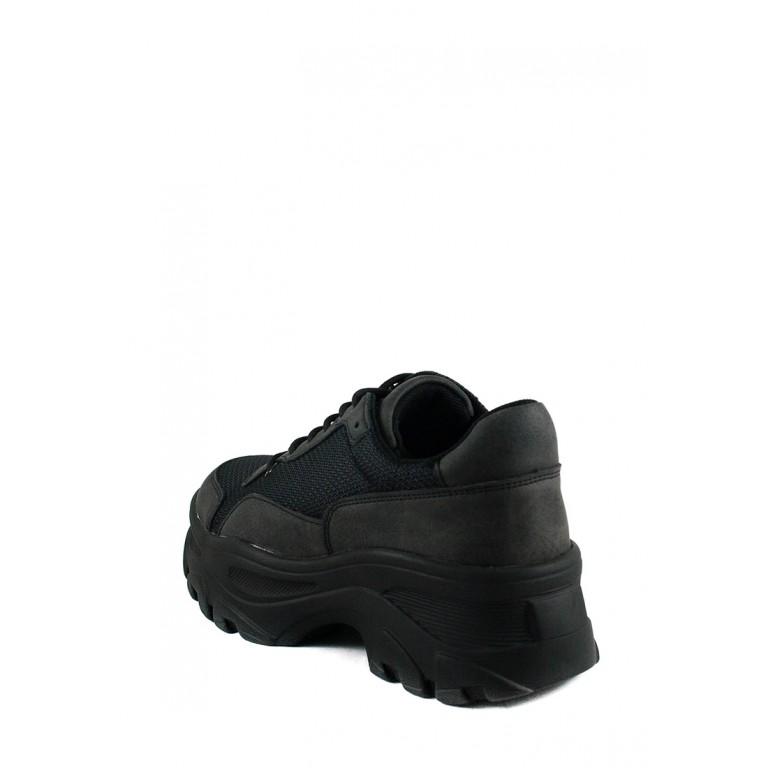 Кроссовки женские Crosby 498189-01-03 черные