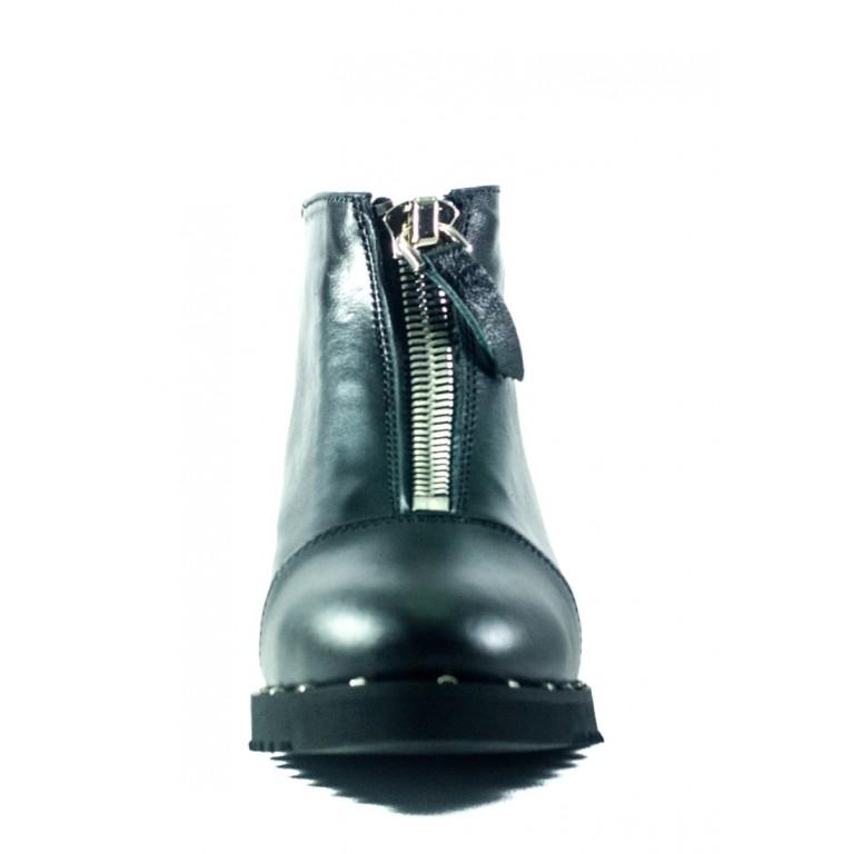 Ботинки демисезон женские CRISMA 2024В-EVA чк черные