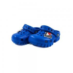 Сабо детские Jose Amorales 118007 синие
