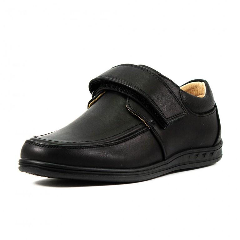 Туфли подростковые Сказка R868534071 черные