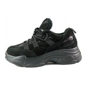 Кросівки жіночі Allshoes чорний 18181