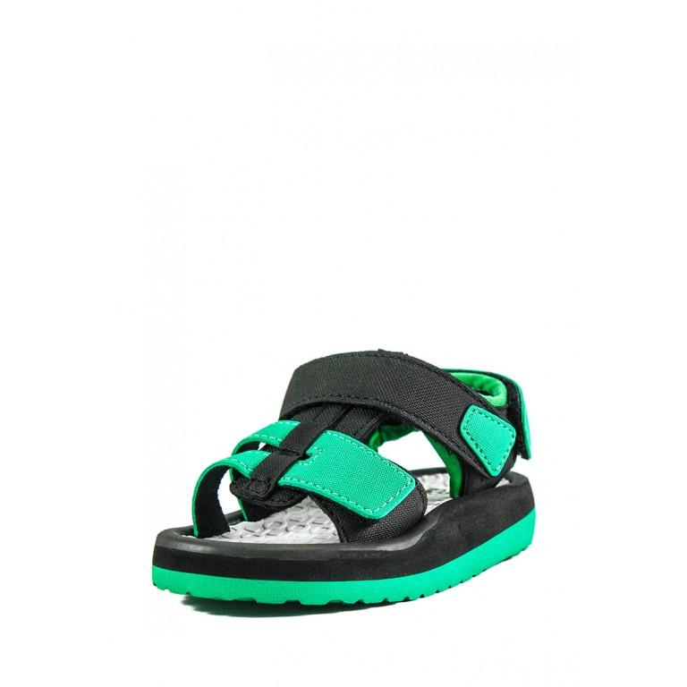 Босоножки детские Bitis 20951-S зеленые