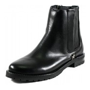 [:ru]Ботинки демисезон женские Lonza L-131-2221L черная кожа[:uk]Черевики демісезон жіночі Lonza чорний 18557[:]