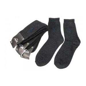 Носки мужские Jujube F122-1 темно-серые 41-47