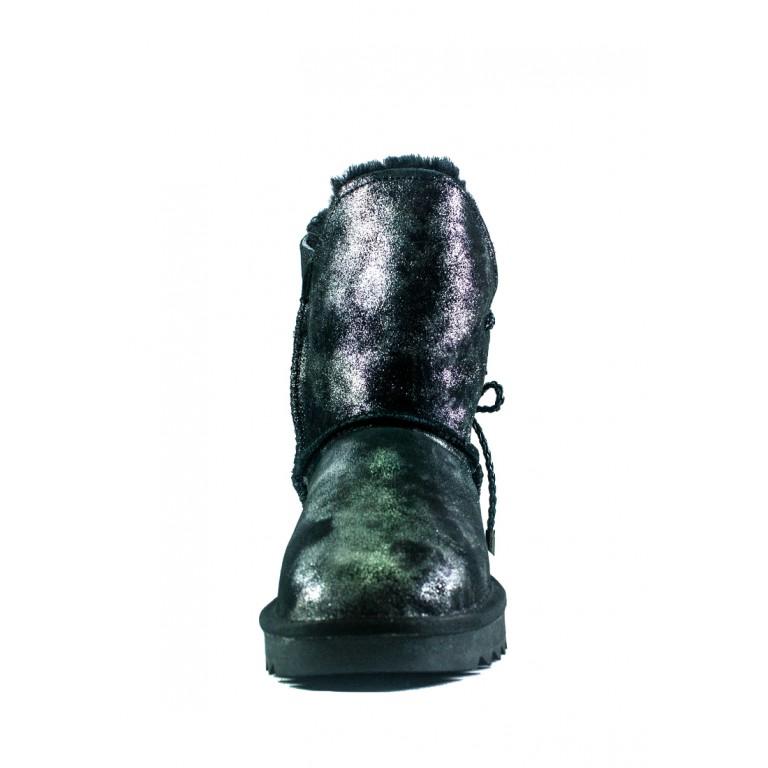 Угги женские Lorbacsa KLL-509 черные