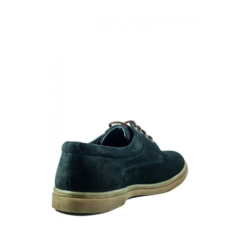 Туфли мужские MIDA 111311-9 черные
