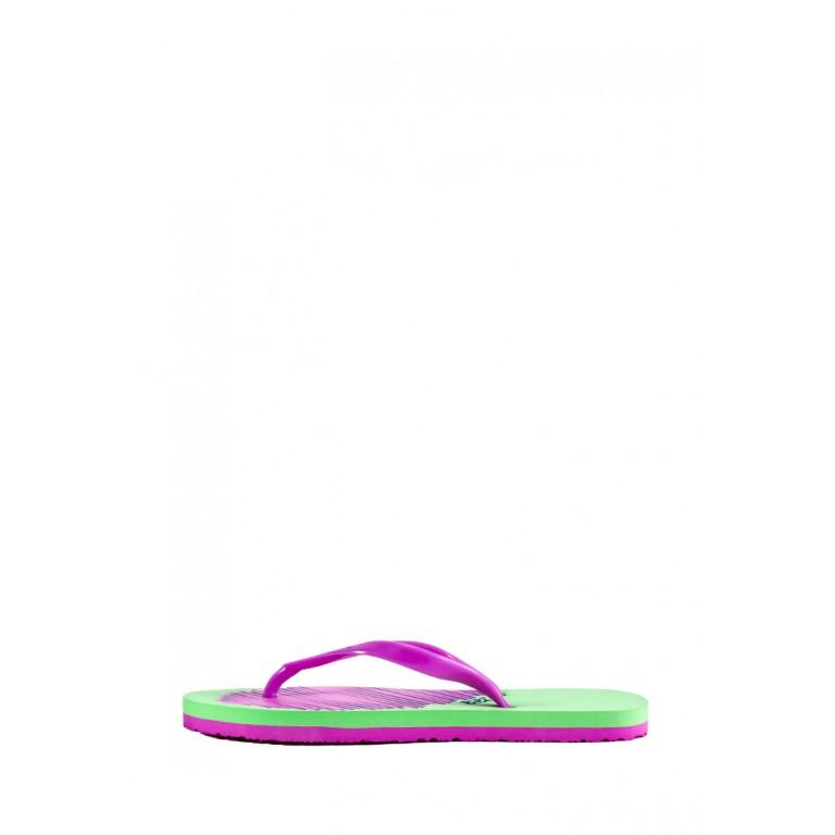 Шлепанцы женские Bitis 20911-Е розово-зеленые