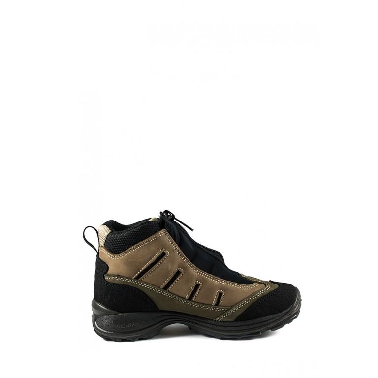 Ботинки зимние подросток Grisport 11389N2T бежево-черный