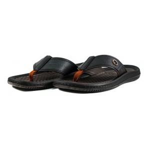 Шлепанцы мужские Cartago 11020-20777 коричнево-черные
