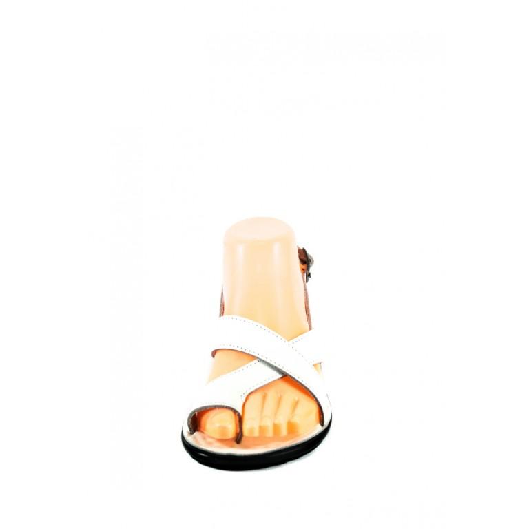 Босоножки женские TiBet 276-03-08 белые