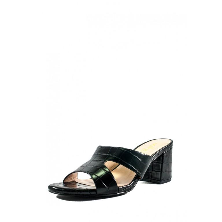 Сабо женские Sopra СФ 3501-998 черные