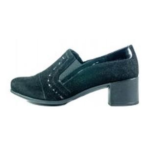 Туфли женские MIDA 210086 -102 черные