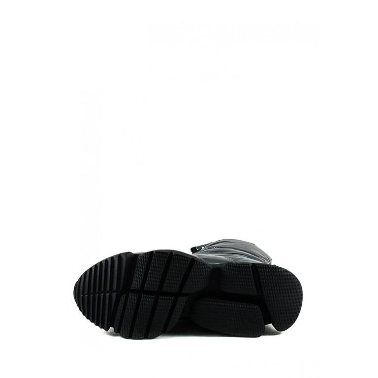 Ботинки зимние женские Prima D'arte 1552-F660-2 серые