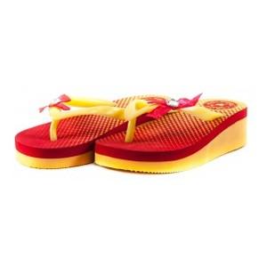 Шлепанцы детские 8943-М светло-оранжевый