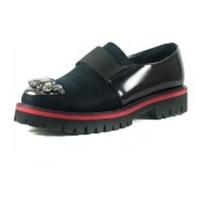 [:ru]Туфли женские Elmira X7-109T-4 черные[:uk]Туфлі жіночі Elmira чорний 19701[:]