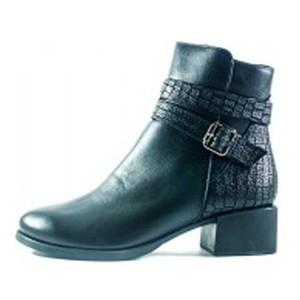 Ботинки демисезон женские Sana 342 черные