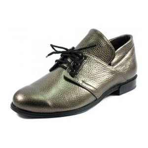 [:ru]Туфли женские MISTRAL M576 бронза кожа[:uk]Туфлі жіночі MISTRAL бронзовий 11377[:]