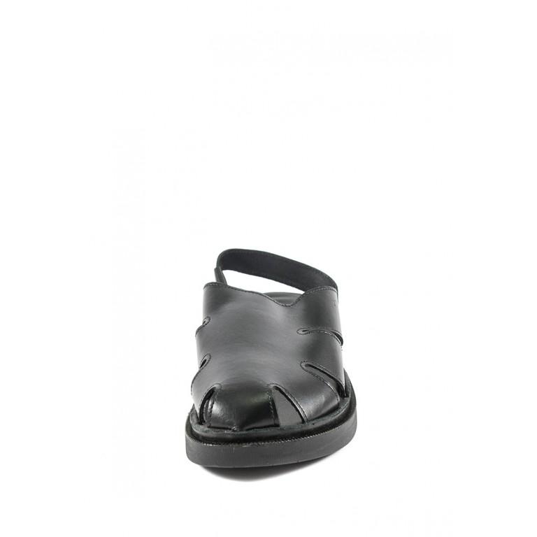 Сандалии мужские TiBet 11-03-01 черные