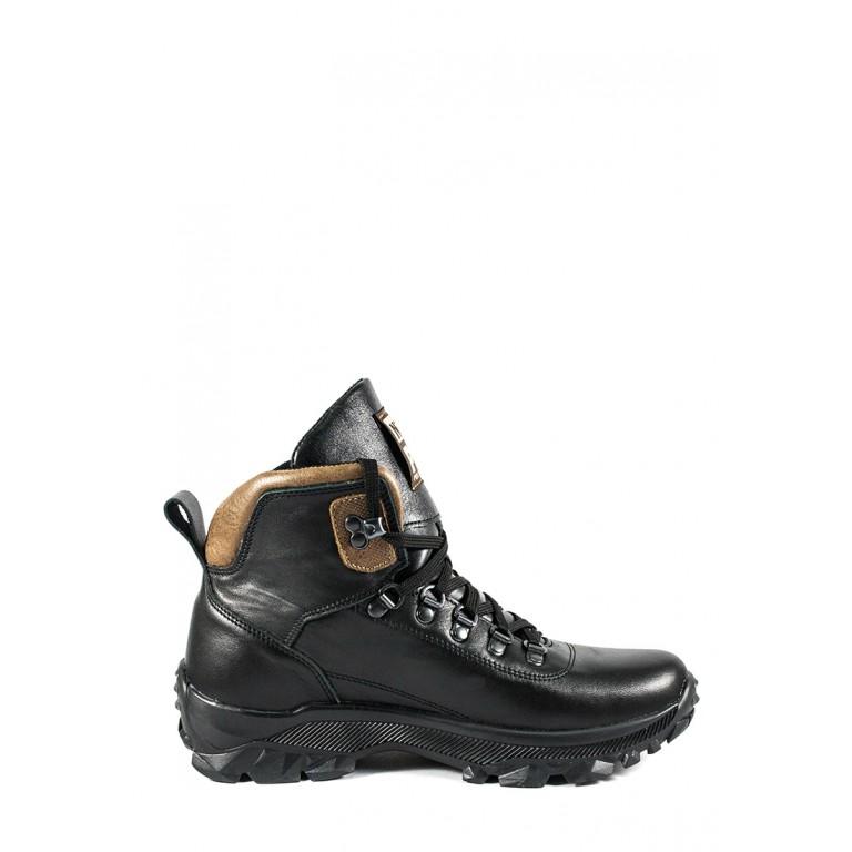 Ботинки зимние мужские Nivas СФ Niv A30 ЧТ черные