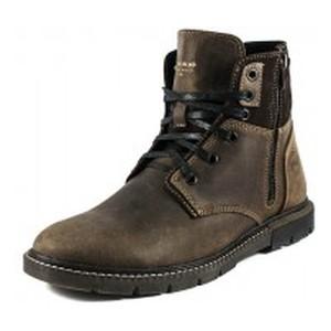 Ботинки зимние мужские Nivas СФ Niv N5 K  коричневые