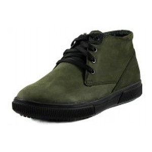 Ботинки зимние мужские MIDA 14244-642Ш темно-зеленые