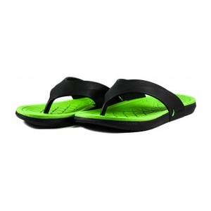 Шлепанцы мужские Rider 82495-21675 черно зеленые