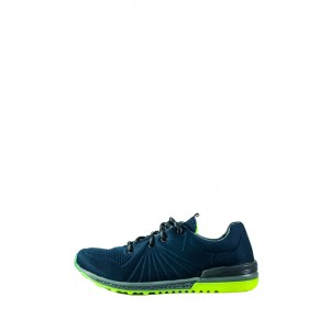 Кроссовки подростковые MIDA 31346-425 темно-синие