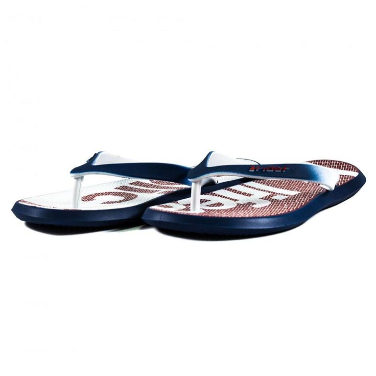 Шлепанцы мужские Rider 82562-22146 красно-синие