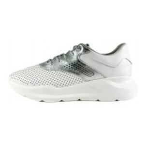 Кроссовки женские Allshoes СФ 19В084 белые