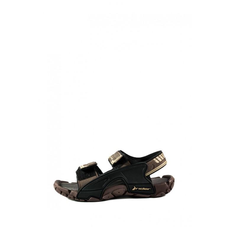 Сандалии мужские Rider 82816-20973 коричневые