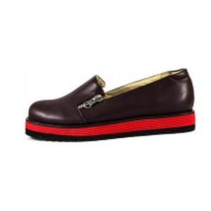 Туфли женские Elmira I5-134T бордовые