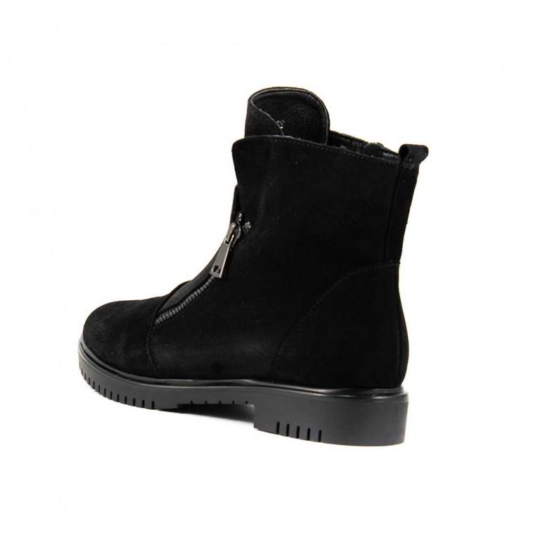 Ботинки зимние женские Lonza L-131-2199ZS ч.з