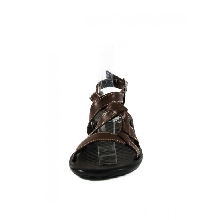 Сандалии женские TiBet 260-02-05 коричневые