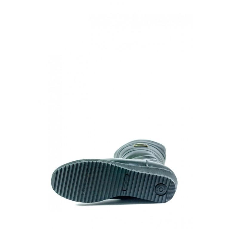 Сапоги зимние женские MIDA 24510-1Ш черные