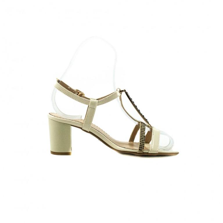 Босоножки женские Foletti FL 632 белый