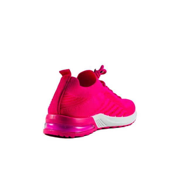 Кроссовки женские Sopra СФ 93-65 розовые