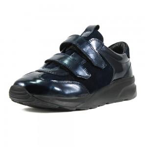 Кроссовки подростковые MIDA 31198-234 темно-синие