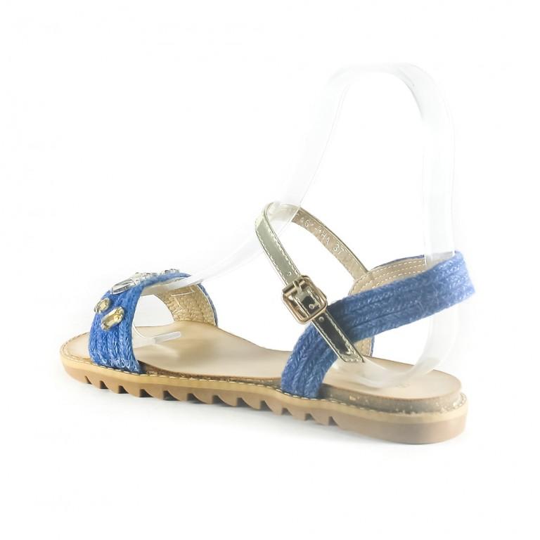 Сандалии женские Sopra Z3A61-1HA синие