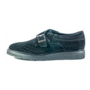 Туфли женские MIDA 210096-17 черные